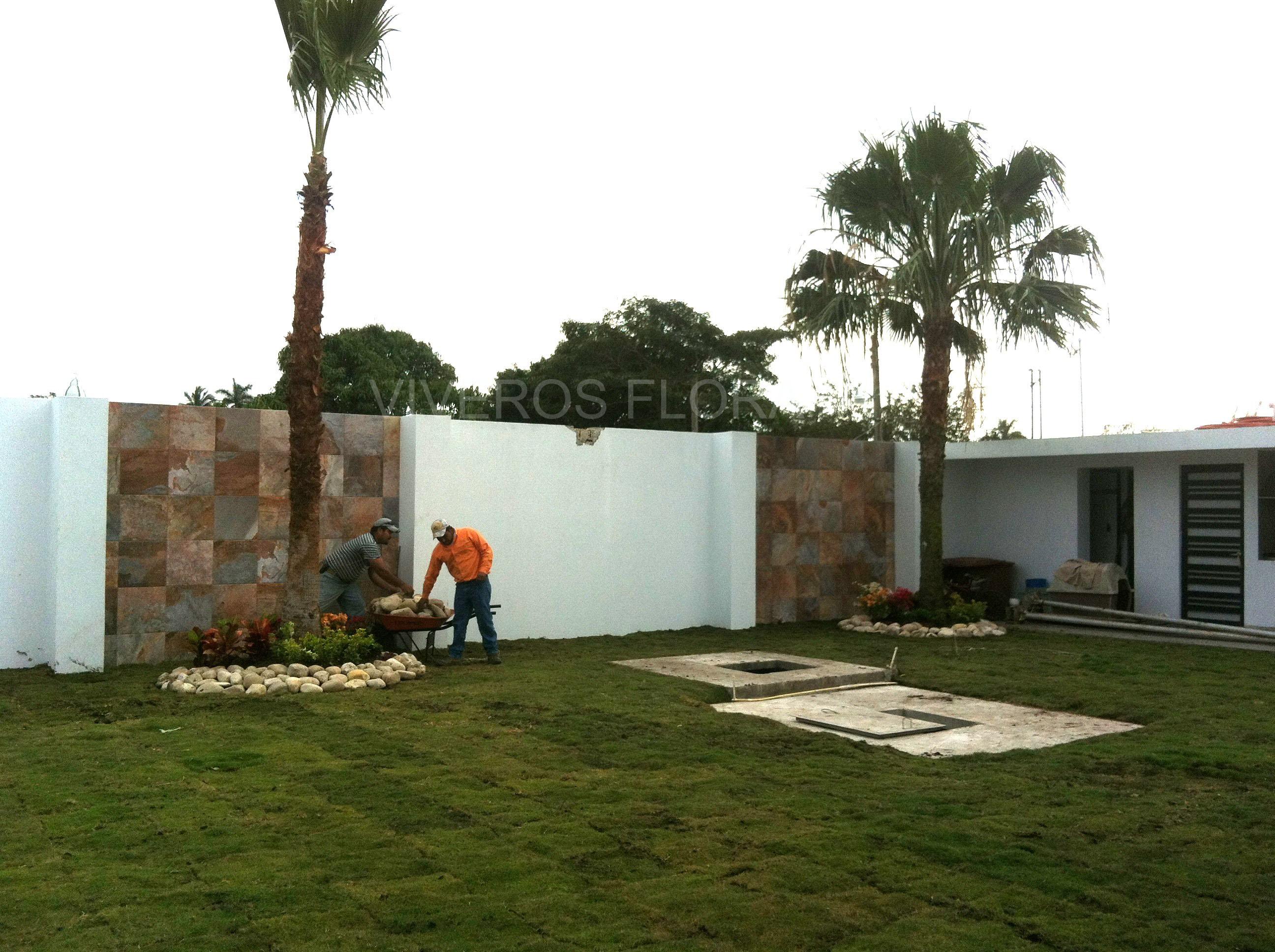 Jardines viveros flora for Fotos jardines pequenos para casas